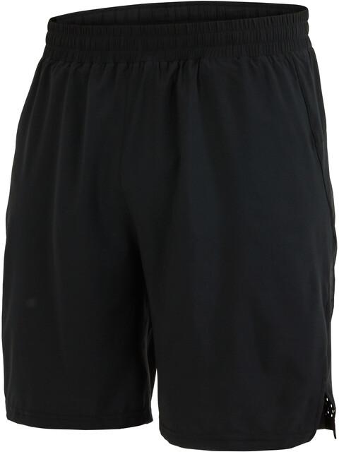 Salming Runner Hardloop Shorts Heren zwart